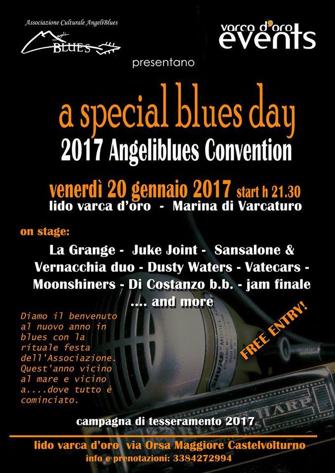 2017 Angeli Blues Convention